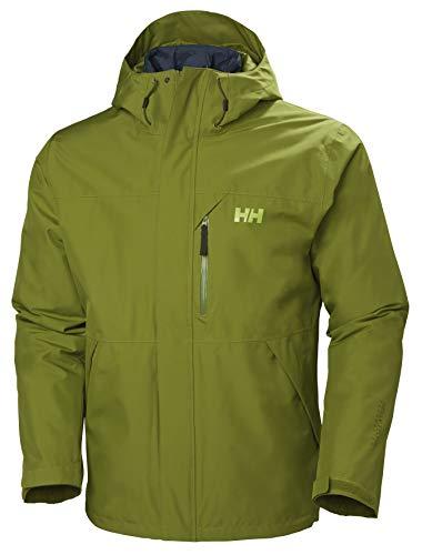 Helly Hansen Squamish Cis Veste Homme, Vert, FR : M (Taille Fabricant : M)