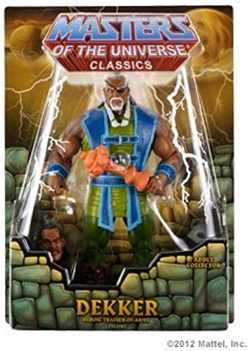 Dekker Masters of the Universe Classics by Masters of the Universe
