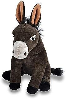 Wild Republic Mule Plush, Stuffed Animal, Plush Toy, Gifts for Kids, Cuddlekins 12 Inches