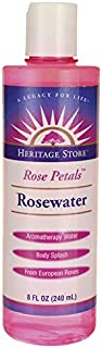 Heritage - 玫瑰水 - 8盎司
