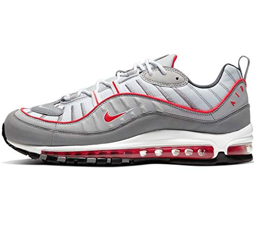 Nike Air Max 98, Scarpe da Corsa Uomo, Gris, 44 EU