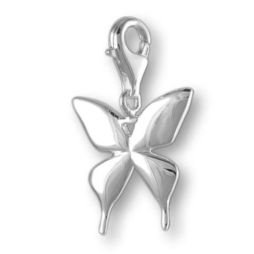 Melina Damen-Charm Anhänger Schmetterling Silber 925 1800088
