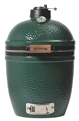 Big Green Egg Large - Barbacoa (Barbacoa, 1688 cm², 46 cm, Tetera, Verde, Alrededor)