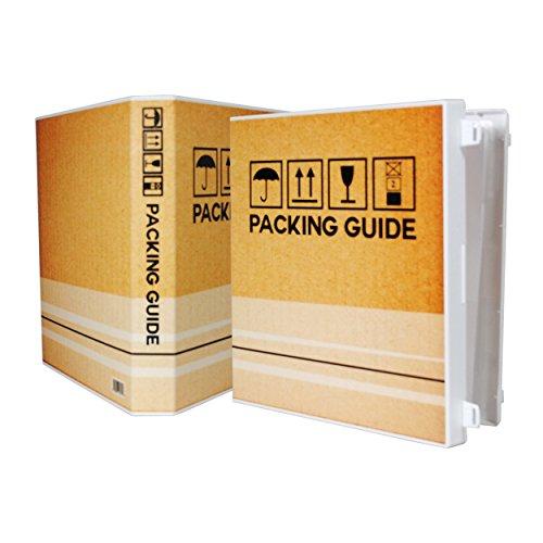 UniKeep Moving Binder Kit (Regular Boxes)