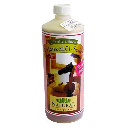 Natural Pflanzenöl-Seife Für alle Böden - 980ml
