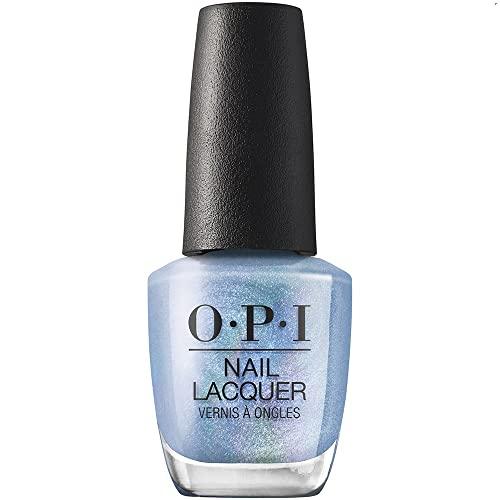 OPI Nail Lacquer, Angels Flight to Starry Nights, Blue Nail Polish,...