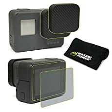 Image of Wasabi Power Lens Cap x2. Brand catalog list of Wasabi Power.