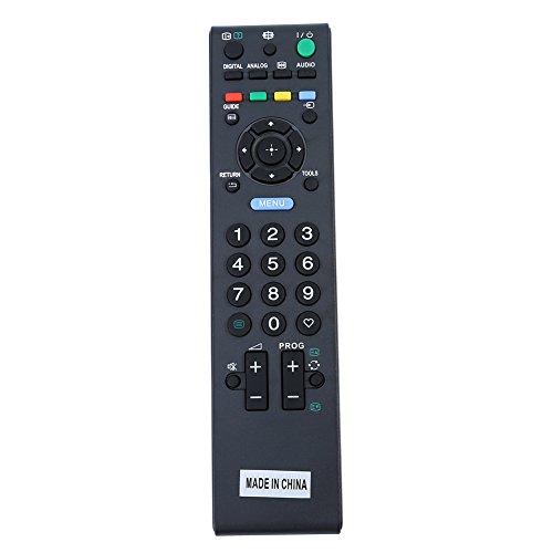 EBTOOLS Mando a Distancia, Smart TV Mando a Distancia Mando de Repuesto para Sony RM-ED017