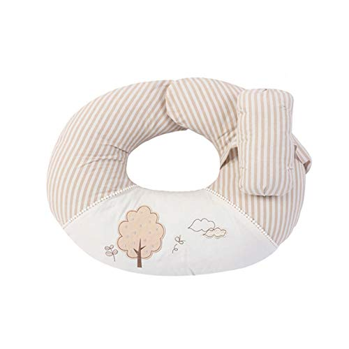 ZXLLAFT Pregnancy Pillow, Baby Maternity Nursing Cushion, Support Pillow for Lower Back Pain Relief Waist Sleep Cushion for Side, Back Sleepers,Brown