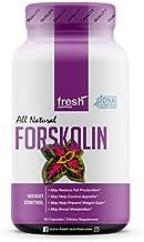 Forskolin - Strongest DNA Verified - Coleus Forskohlii - Appetite Suppressant for Weight Loss - Diet Pills That Work Fast for Women & Men - Keto Diet Pills - Belly Fat Burner Weight Loss Supplements