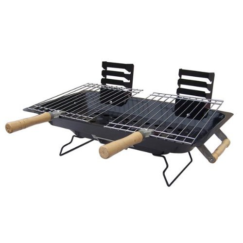 BBQ Collection 21357 Grill Hibachi 25 x 42 cm