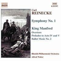 Reinecke: Symphony No. 1 (2013-05-03)
