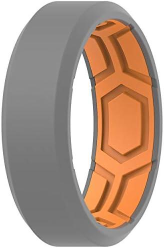 Mens wide rings