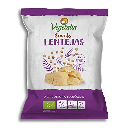 Vegetalia, Aperitivo vegetal (Lentejas) - 20 de 45 gr. (Total 900 gr.)
