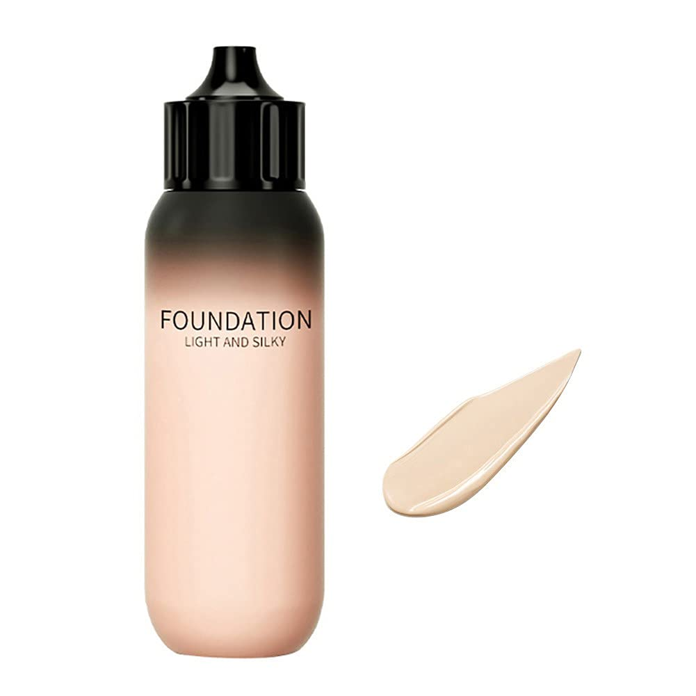 ROPALIA Makeup Max 87% OFF Base Long-lasting Perfect Con Coverage Indefinitely Foundation