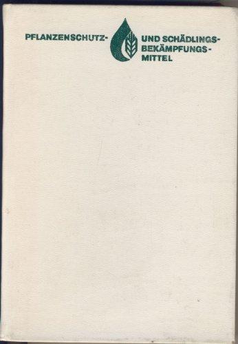 PSM: Pflanzenschutz- und Schädlingsbekämpfungsmittel aus der chemischen Industrie der Deutschen Demokratischen Republik