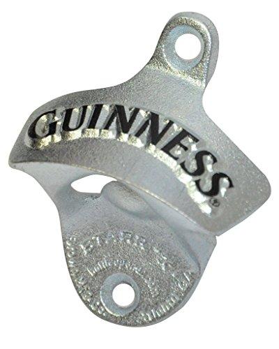 Arthur Guinness - Abrebotellas de cerveza irlandesa para pared