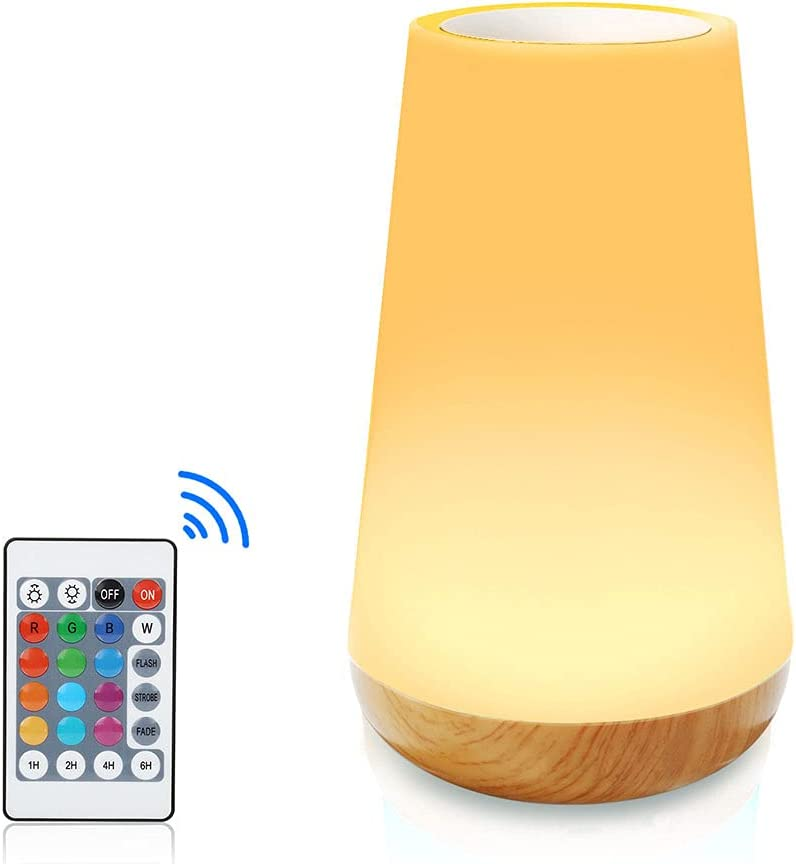 Household items LED Lights Creative store Rechargeable Night Colorful Special price