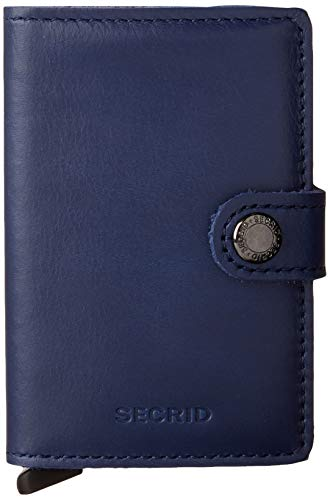Secrid - Cartera Miniwallet Original Navy-Blue - 285892