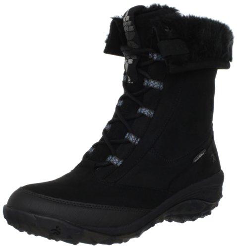 Cushe Women's Allpine Cone Boot,Black,36 EU/5 M US