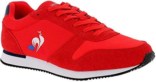 Le Coq Sportif Herren Matrix Sneaker, Reines Rot, 40 EU