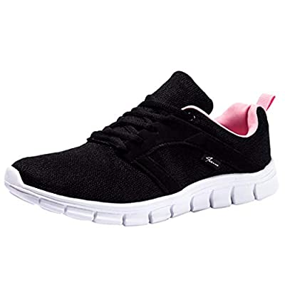 RAINED-Women's Running Shoe Athletic Walking Shoes Casual Mesh-Comfortable Work Sneakers Outdoor Sports Shoes