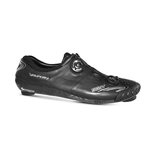 Zapatillas de carretera Bont - Vaypor - ancho estándar y además, negro, 44,5 EU