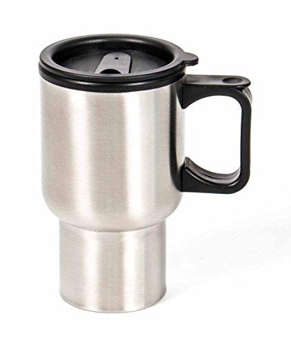 All Ride Thermobecher mit Trinkdeckel für Getränkehalter, warme/kalte Getränke, Filz-Boden