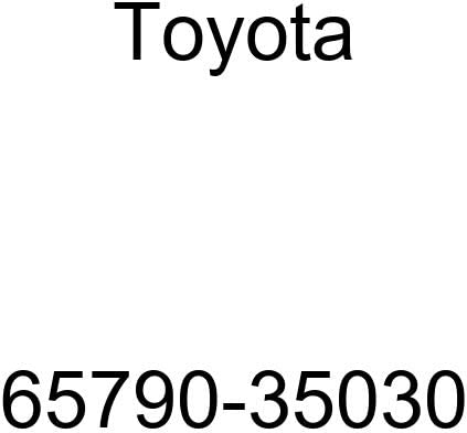 TOYOTA 65790-35030 5 ☆ popular Tailgate Assembly Lock Sale special price