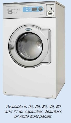 Wascomat W-Series 100G Coin/Card Washers W-Series Models - W620cc