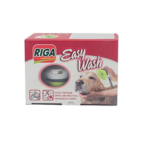 Riga 005595 ergonomische douchekop Easy Wash voor honden