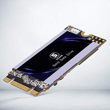 SSD M.2 2242 120GB Ngff Shark Unidad De Estado Sólido Incorporada Altura de Alta Velocidad Unidad de Disco Duro de Alto Rendimiento para computadora portátil de Escritorio SSD (120GB, M.2 2242): Amazon.es: