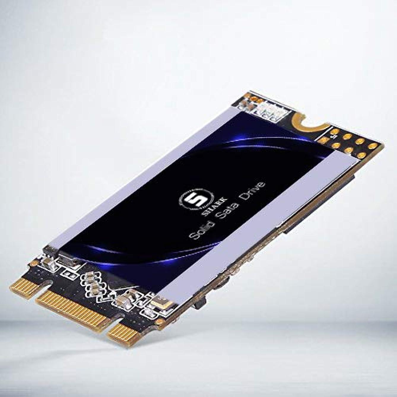 召集する紫の解明するSSD SATA M.2 2242 120GB Shark Ngff内蔵ハードドライブ高性能ハードドライブデスクトップノートPC SATA III 6Gb / s SSD 60GB 120GB 240GB 250GB 480GB 500GB(120GB、M.2 2242)