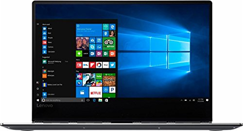 Lenovo Yoga 910 2-in-1 14' 4K UHD IPS Touch-Screen Ultrabook, Intel Core i7-7500U, 16GB DDR4 RAM, 1TB SSD, BT, 802.11ac, Thunderbolt, Fingerprint Reader, Backlit Keyboard, Aluminum-Windows10