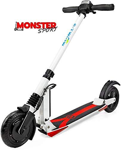 E-Twow elektrische scooter booster V 36 V 10,5 Ah, wit