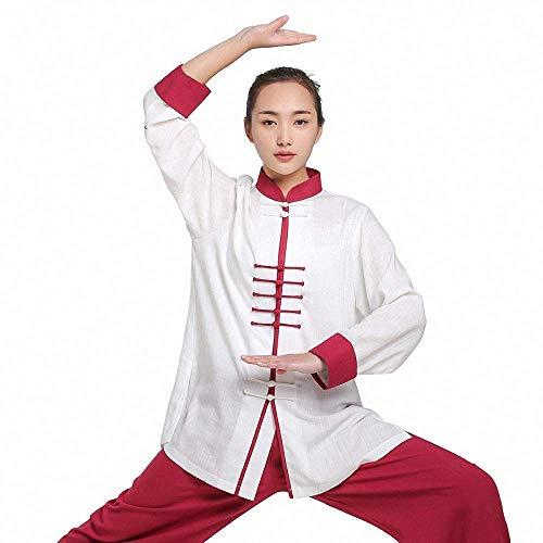 SXFYHXY Tai Chi Anzug weiblich Frühling...