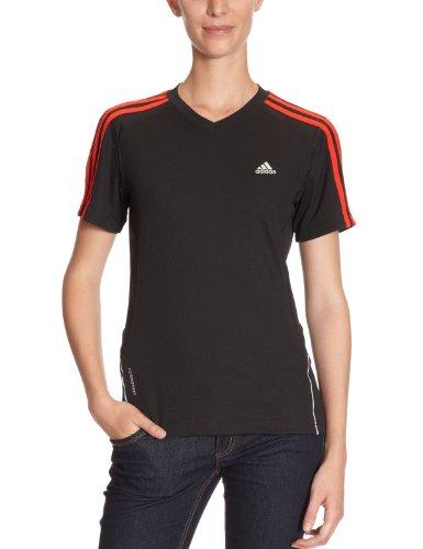 adidas, Response, X20627, shirt met korte mouwen voor dames, drie strepen, maat X20627