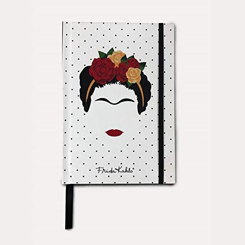 Groovy Cuaderno A5 Frida Kahlo