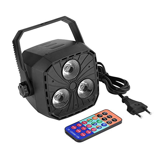 Cocoarm LED podiumlamp Par schijnwerper RGBW effectschijnwerper podiumlicht LED DMX Club Dacing Party Spot Moving Head Lights met afstandsbediening