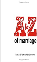 A to Z of Marriage