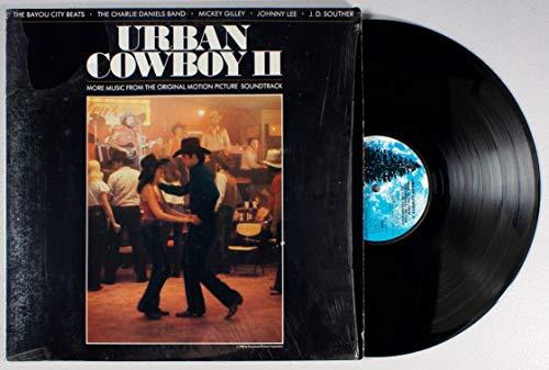 URBAN COWBOY II (ORIGINAL SOUNDTRACK LP, 1980)