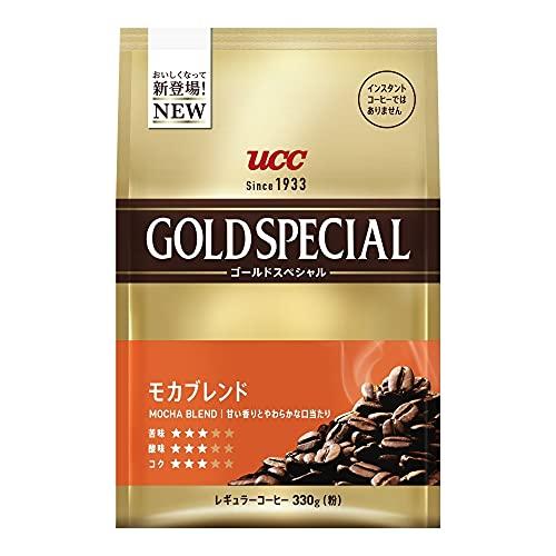 UCC ゴールドスペシャル モカブレンド SAP 330g×6個