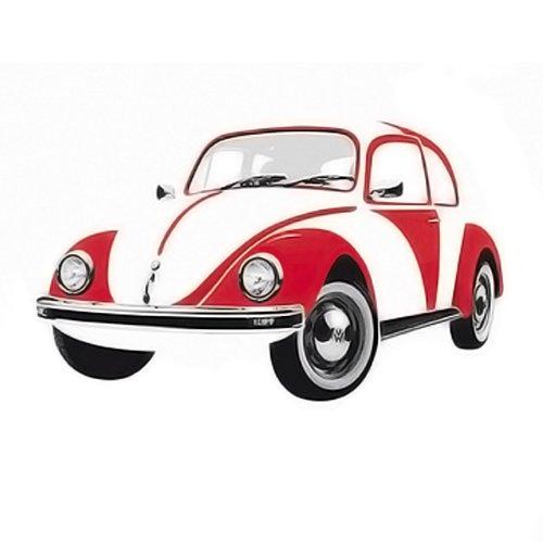 Volkswagen 111087703BL9 Wandtattoo