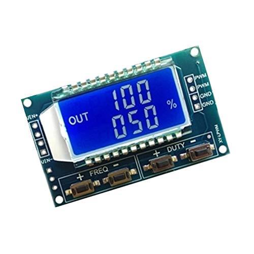 coomir generatore di segnale PWM frequenza regolabile 1Hz–150khz modulo LCD rettangolo Microonde