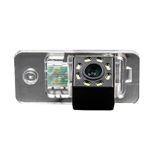 HD 720p Cámaras de visión Trasera Universal Vista Trasera cámara Cámara de Marcha Atrás CCD para Audi A3 8P 8V S3 A4 B6 B7 B8 S4 A6 C6 S6 RS6 A8 RS4 TT 8N Q3 Q5 Q7