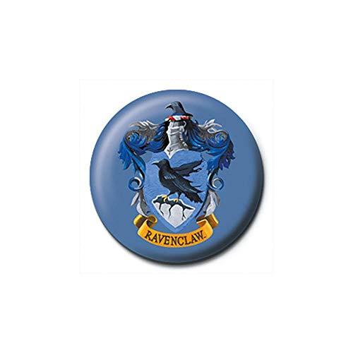 Harry Potter Pulsante Distintivo Pin Corvonero Scuola Stemma Logo Ufficiale