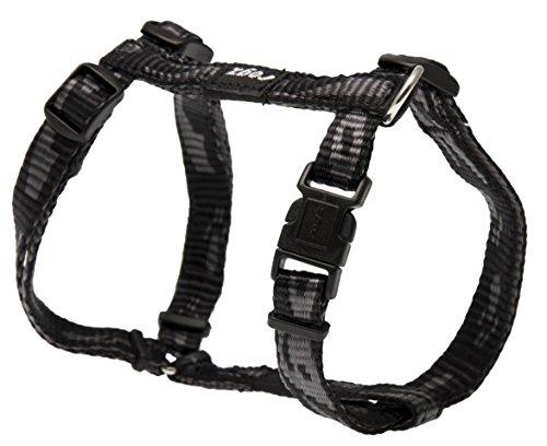 Rogz Alpinist - Arnés, Color Negro