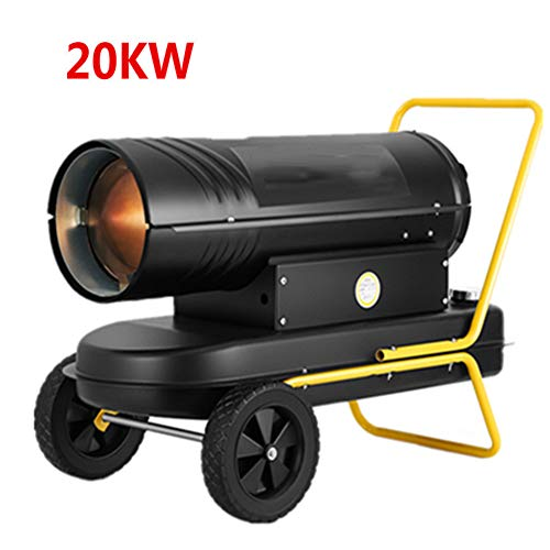 Find Bargain Industrial Space Heater High-Power Fuel Heater Farm Brooding Dry Diesel Hot Air Gun Hea...
