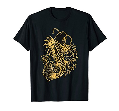 Koi Fish Japanese T-Shirt