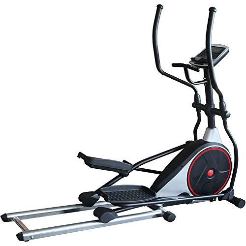 WJFXJQ Ellittico Macchina Commerciale Controllo Magnetico Silenzioso Gym Gym Walkers